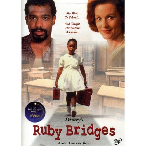100happydays 59 Disney Rubybridges Inspiring Faith Compasion Love Equality a lesson learned