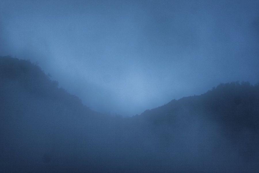Silhouette Shadows Blue Sequoia National Park HospitalRock Landscape EyeEmNewHere