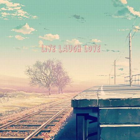 OCTOBER10 Wordstoliveby Live Laugh love <3 ^-^