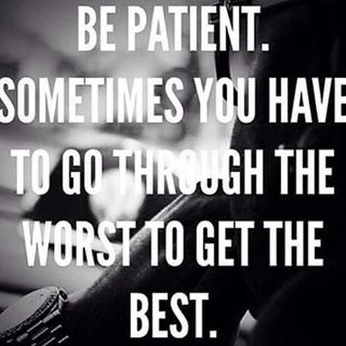 Patience Bestandworst