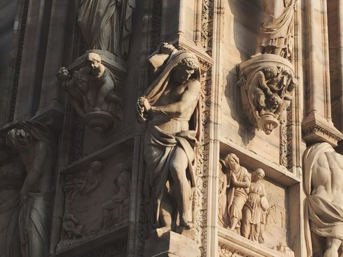 Milano Milanodavedere Milan Cathedral Capture Moments Photography Taking Photos Eyeemphotography Cathedra L Detail Milanomonamour Milanmoments Milano ♥️
