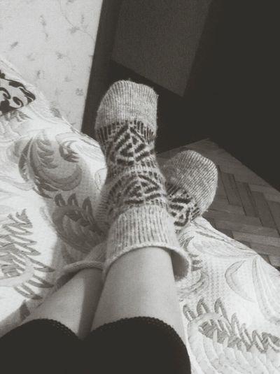 Relaxing Watching Tv Tired