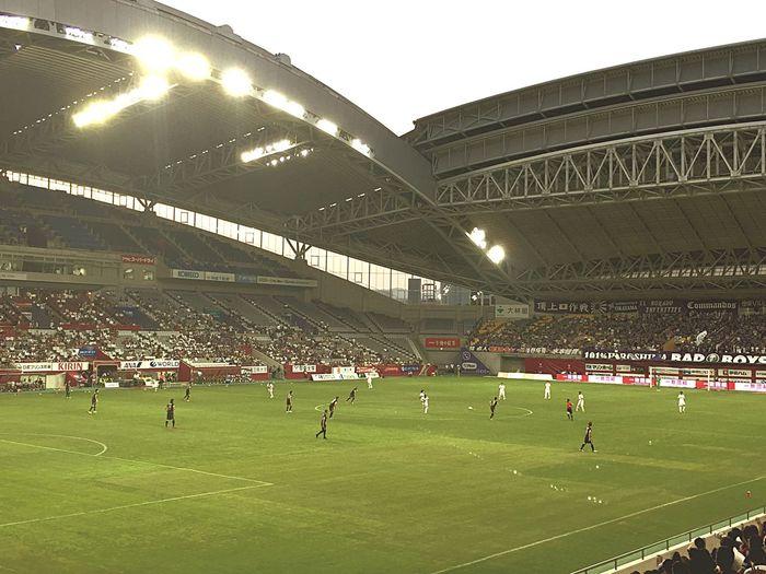 Vissel Kobe Noevir Stadium Football Sanfrecce Soccer Lose Hiroshima 7/29
