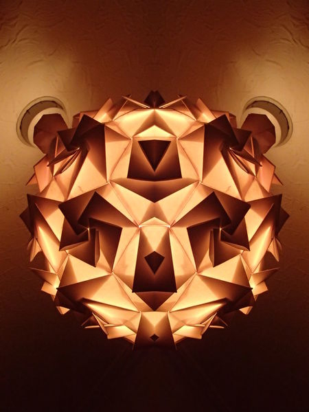 Lamp Architecture Ceiling Design Geometric Abstraction Geometry Illuminated Lamp Lantern Lighting Equipment Pattern