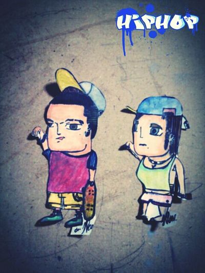 Hiphop Style $__$