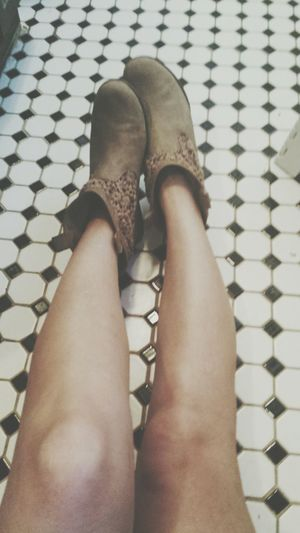 Booties and country fashion had a baby.. countrybooties... yes please... Fashionista Boots❤ Shoe Addiction Shoe Love