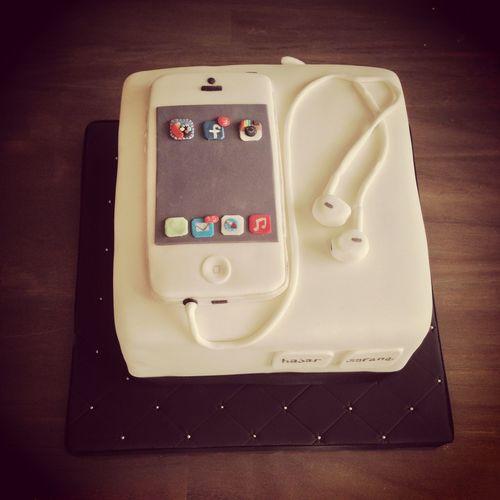 📱 Cake SugarSugarNantes IPhone