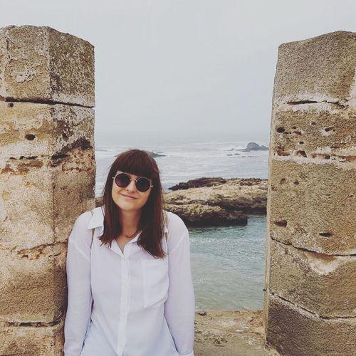 Me in Essaouira