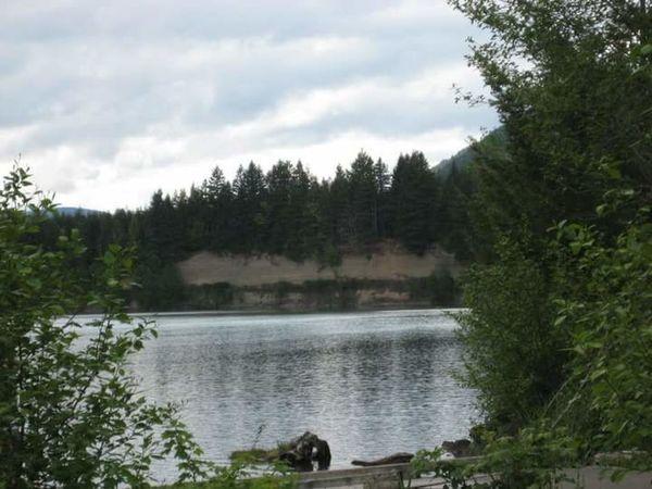 Camping Lake Nature Relaxing