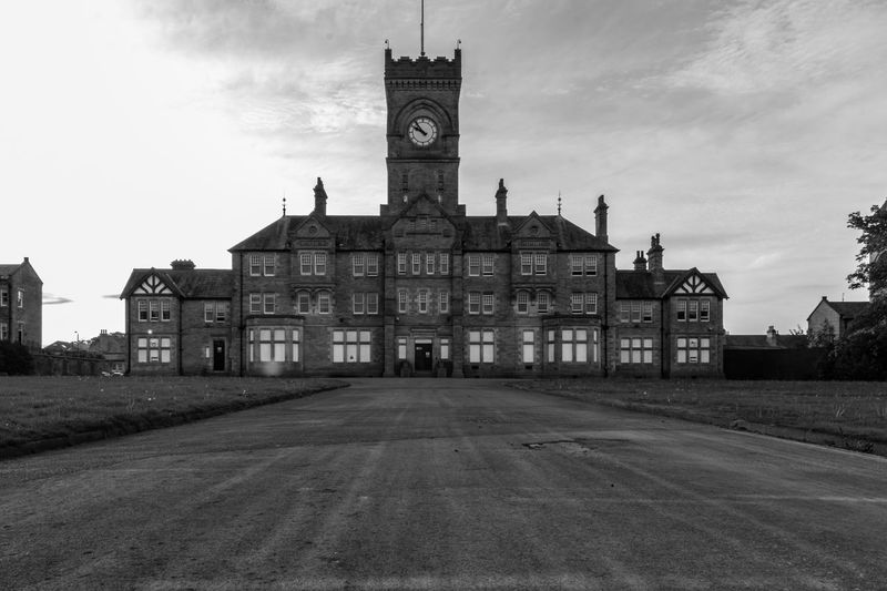 Architecture Building Exterior Built Structure City Cloud - Sky Day Menston No People Orb Outdoors Sky Spirtual United Kingdom