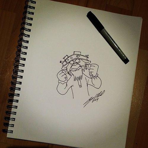 Anger Princejohn Toronto Sketch Drawing doodle art disney cartoon instaart artist illustration disneyart robinhood