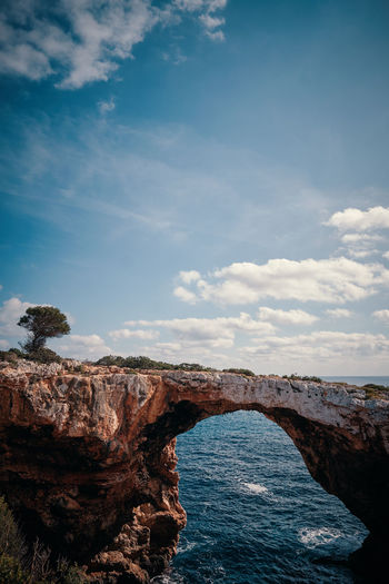 Mallorca An Eye For Travel Beauty In Nature Day Nature No People Outdoors Scenics Sea Sky Water