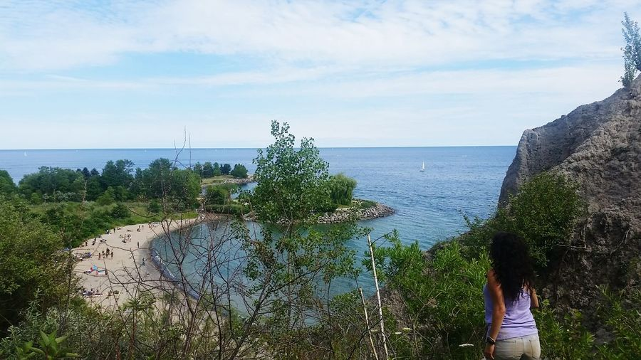 Hanging Out Hello World That's Me Nature Summer16 Outdoors Enjoying Life Lakeshore Hiking Scarborough Bluffs Landscape Adventure Sunshine Canada 43 Golden Moments