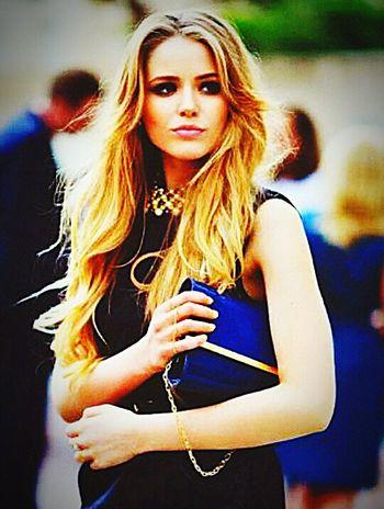 Blue Black Yellow Love Kristina Bazan 💙⚫💛