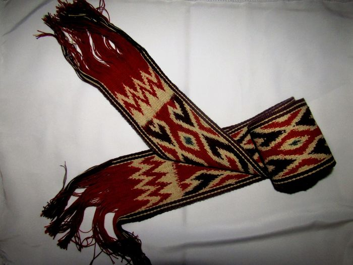 "This is a scarf named ""Sekomandi"" made from traditional weaving of Kalumpang community in Mamuju District, West Sulawesi Province -Indonesia. Sekomandi Kain White Background Red Pattern Close-up Butterfly - Insect Lantana Zinnia  Cocoon Thistle Invertebrate Lantana Camara Animal Markings Insect Animal Antenna Animal Wing Pollination Symbiotic Relationship Butterfly Dragonfly Moth"