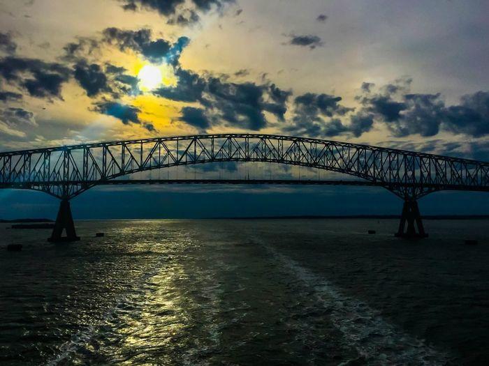 Bridge Sky Skyporn DxO One Ocean Ocean View Water Water Reflections Reflection EyeEm Best Shots EyeEm Gallery EyeEm EyeEmBestPics
