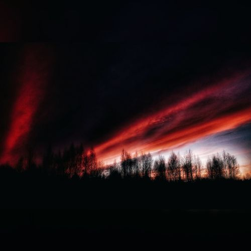 Red Night No People Spring Colours Spring! Spring Time Spring Photography Spring Springtime City Red Dramatic Sky Cloud - Sky Polotsk PolotskCity Novopolotsk Landscape Aurora Polaris Beauty In Nature Day Sky Nature Multi Colored Sunset Cityscape
