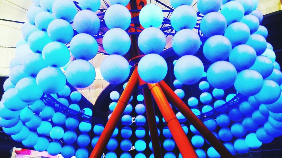 Lights Lightinstallation Blue Balls The02 The02Arena LONDON❤ ILoveLondon Placesivebeentoday Beautiful