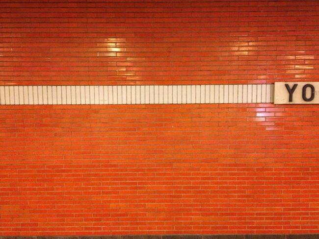 Tiles Yo! öpnv The World Needs More Orange