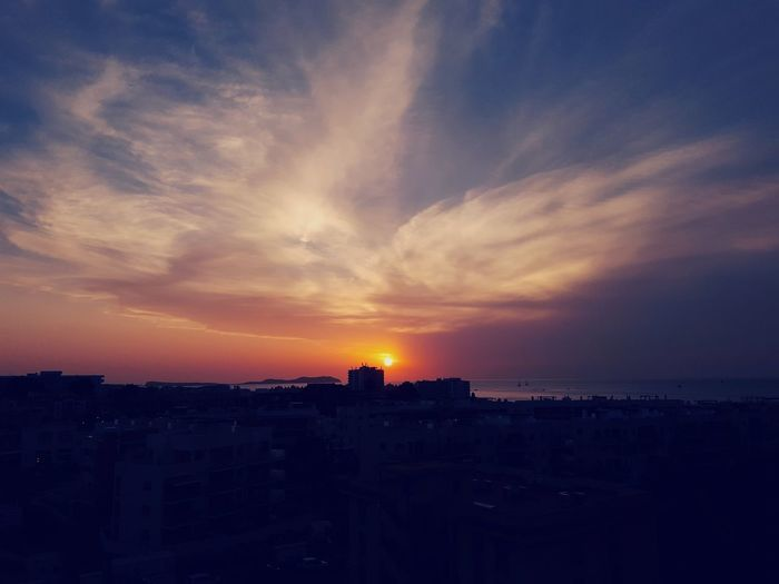 Sunset Travel Destinations First Eyeem Photo