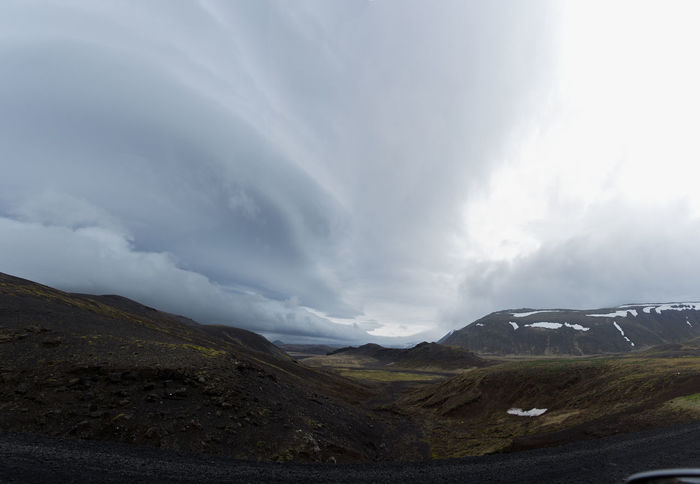 Lavafield and clouds in Iceland Cloud - Sky Clouds And Sky Dramatic Sky Iceland Landscape Lava Lavafield Nature Sky And Clouds Landscape_Collection