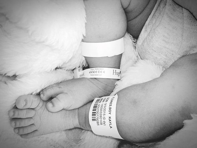 Ten toes. 👣 Godson Baby Feet Newborn Blackandwhite Messiah Doubletap