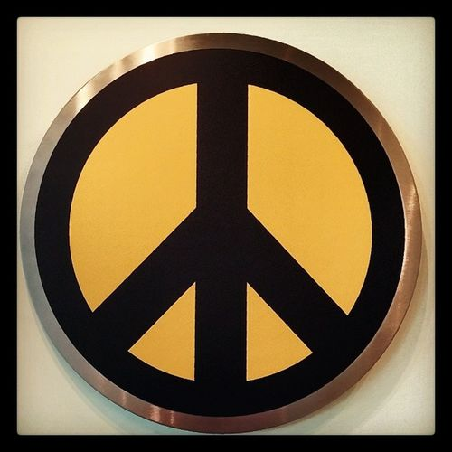 Peacing It Out in Hoover! Peace Hoover Whichwich