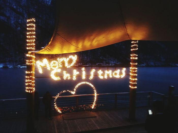 merry christmas everyone Christmas Christmas Lights Adventure Festive Season Festival Night Lights