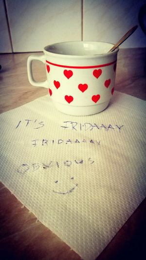 Thanks Honey 😊 Good Morning Love ♥ Finally Friday Whoop-whoop Have A Nice Day Everyone