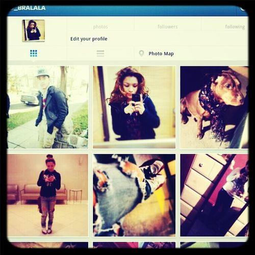 Follow Me On IG @no_bralala