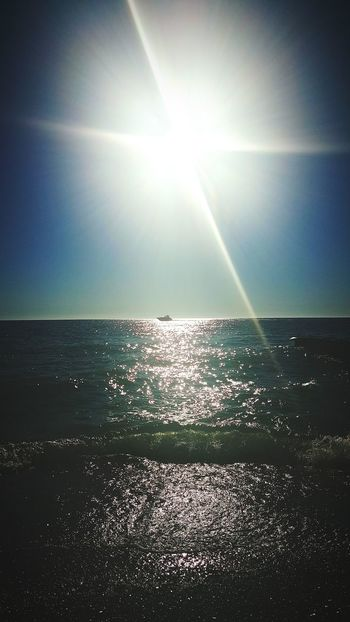 Lake Michigan, Frankfort MI Relaxing
