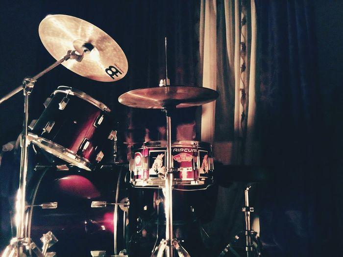 Drums Music Lifestyles Brasov Romania First Eyeem Photo
