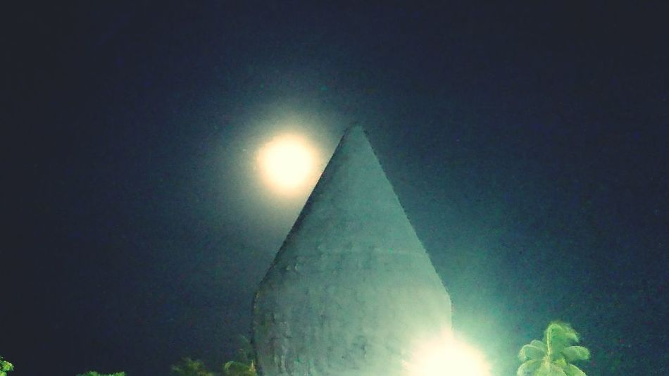 Howling At The Moon in Surinam