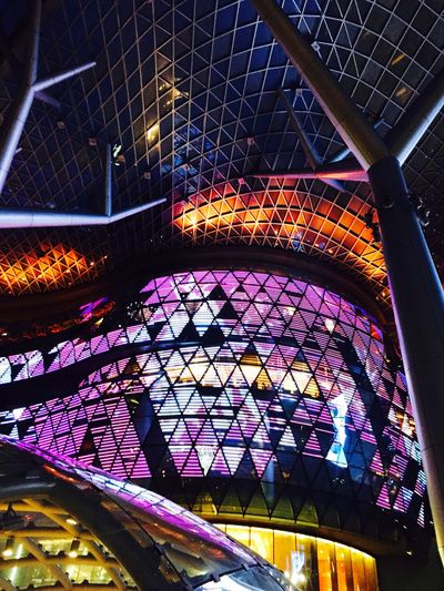 Orchard by night! The Architect - 2015 EyeEm Awards Check This Out Ion Orchard Purple Architecture Cool