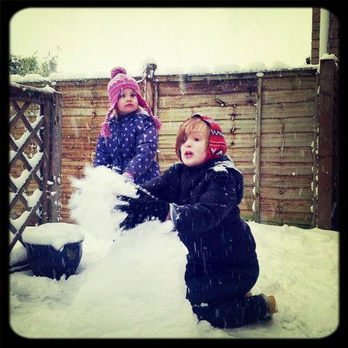 Snow Snow Enjoying Life NOOOOO! ... Just: NO!