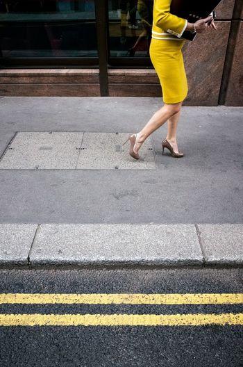 The Street Photographer - 2015 EyeEm Awards EyeEm LOST IN London Paint The Town Yellow