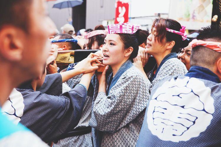Snapshots Of Life Sanja Matsuri Festivals Japanese  Asian  Japanese Culture Japan Asian Culture Euphoria The Moment - 2015 EyeEm Awards