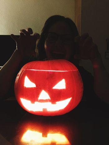 Halloween comes again!