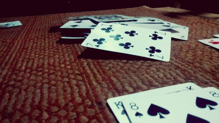 Cards Luckynumber7 Check This Out First Eyeem Photo
