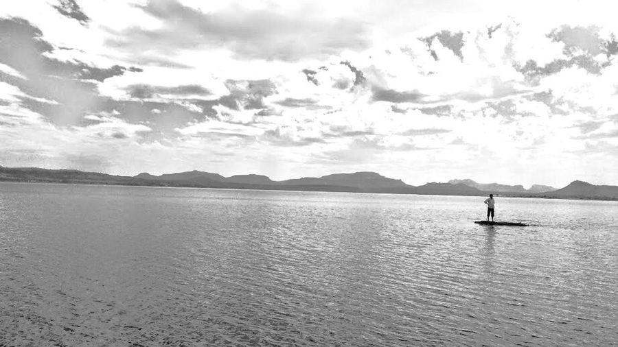 Serene Gangapur lake