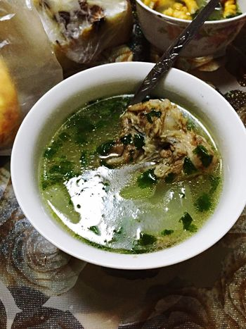 Mealtime 美味的冬瓜猪骨汤