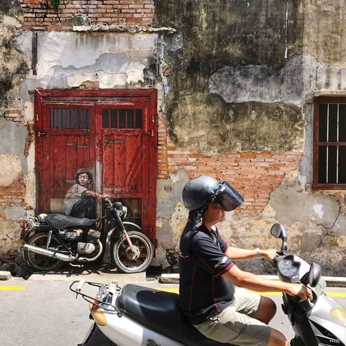 IPhoneography Mobilephotography Streetphotography Street Photography Street Penang Malaysia