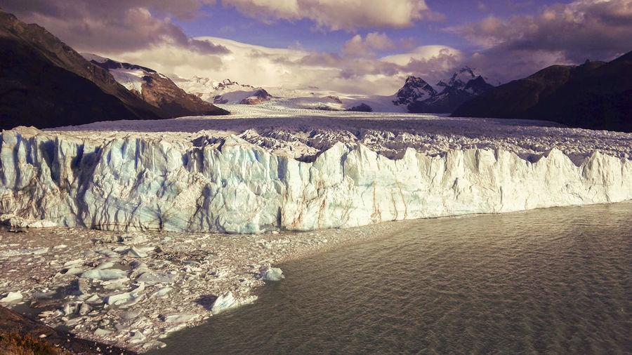 Glaciar, Perito
