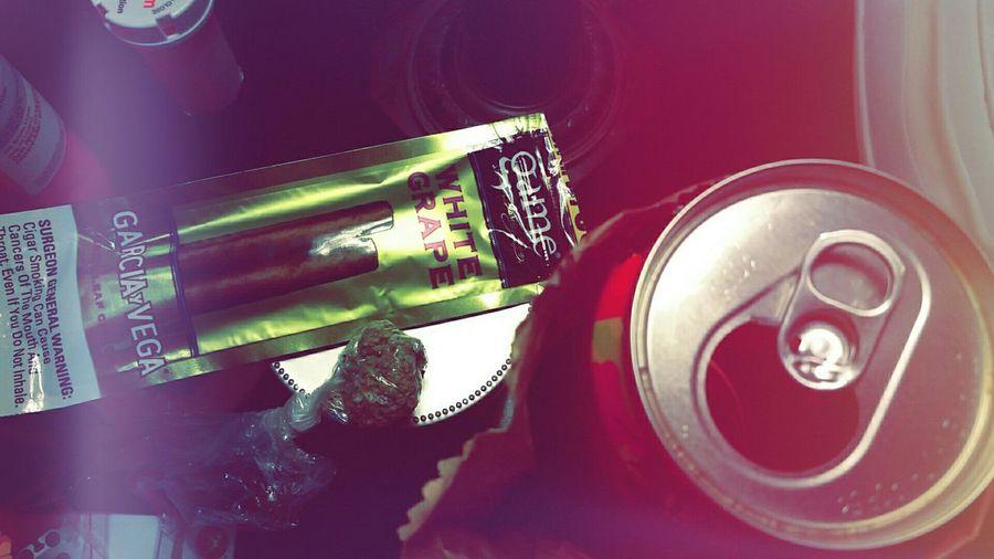 Weekend essentials. Four Loko Marijuana Dutchs Turnt Up Relaxing Weekend Fun