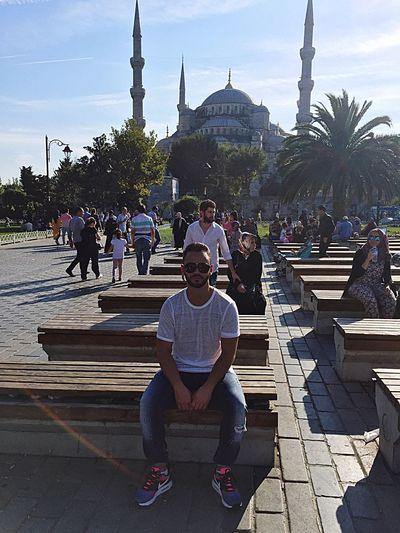 Istanbul Mosque Istanbul Turkey