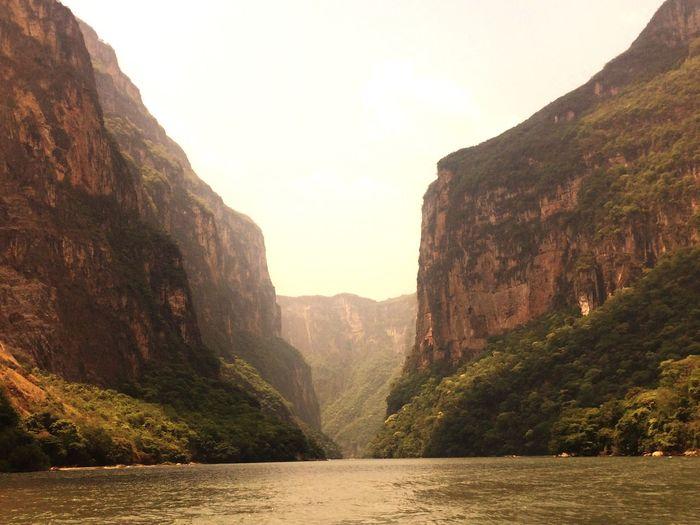 Mexico Canyon