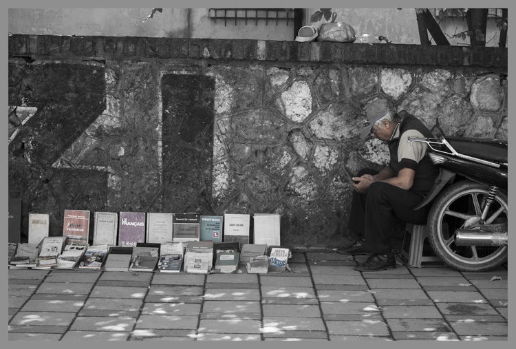 Tirana, Albania - reading EyeEmNewHere Books Education Reading Reading Time!