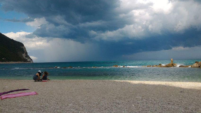 Nofilters Noedit Senzafiltri Mare Sea Nuvoloso Bruttoalmare Spiaggia Finestate Endofsummer Cupo Dark Darkclouds Atmosphere Romantic Coldsummer An Eye For Travel