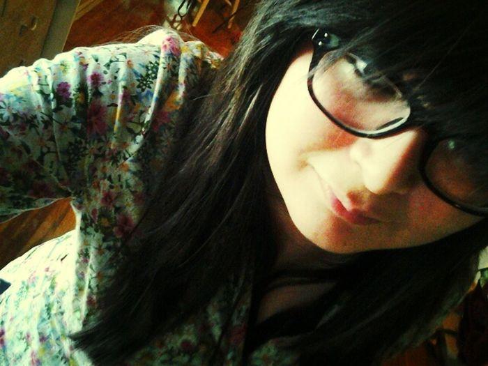 New Glasses ♥