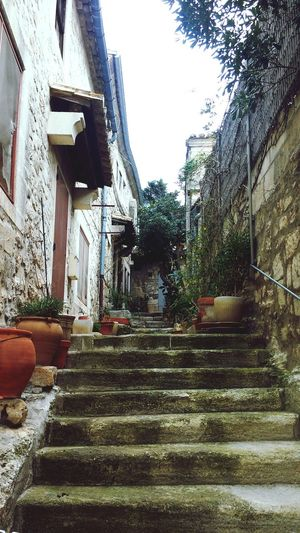 Building Exterior Outdoors Architecture Steps Built Structure Stairs